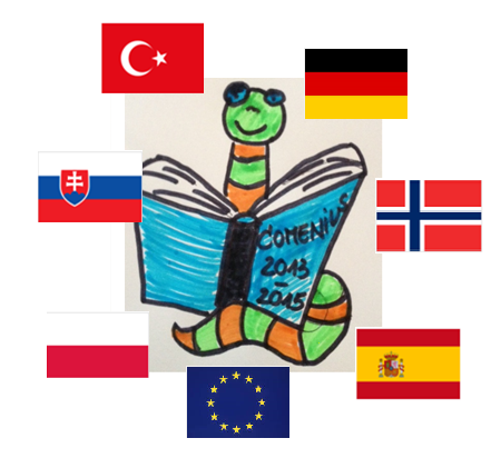 comenius bookworms